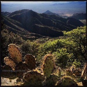 View from Kitt Peak National Observatory