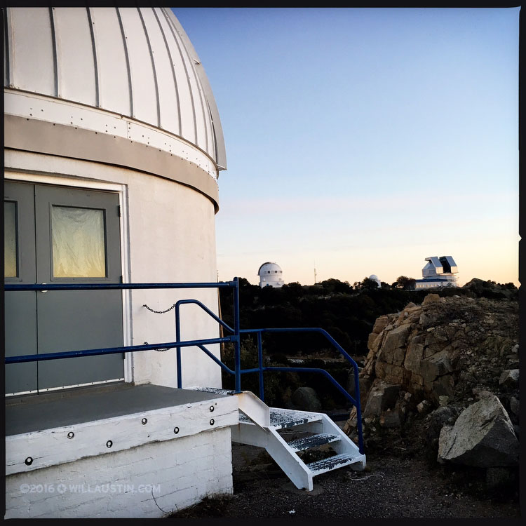 Kitt Peak Observatory - Arizona