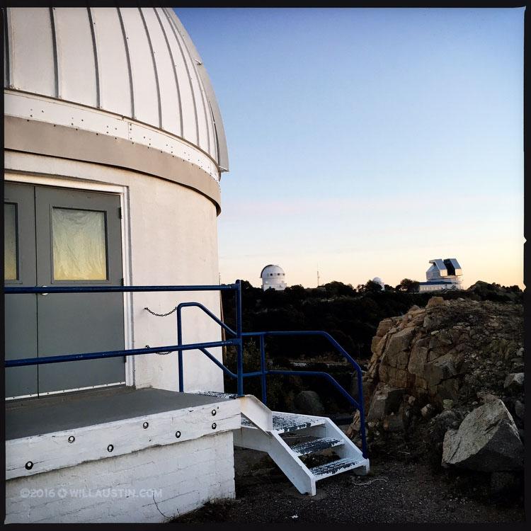 Kitt Peak Observatory - Arizona