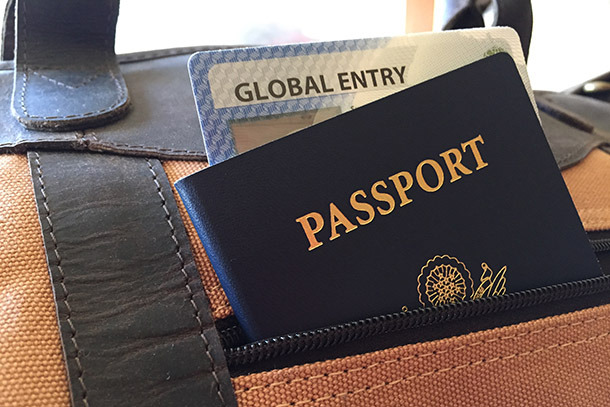 Get on the Global Entry Wagon