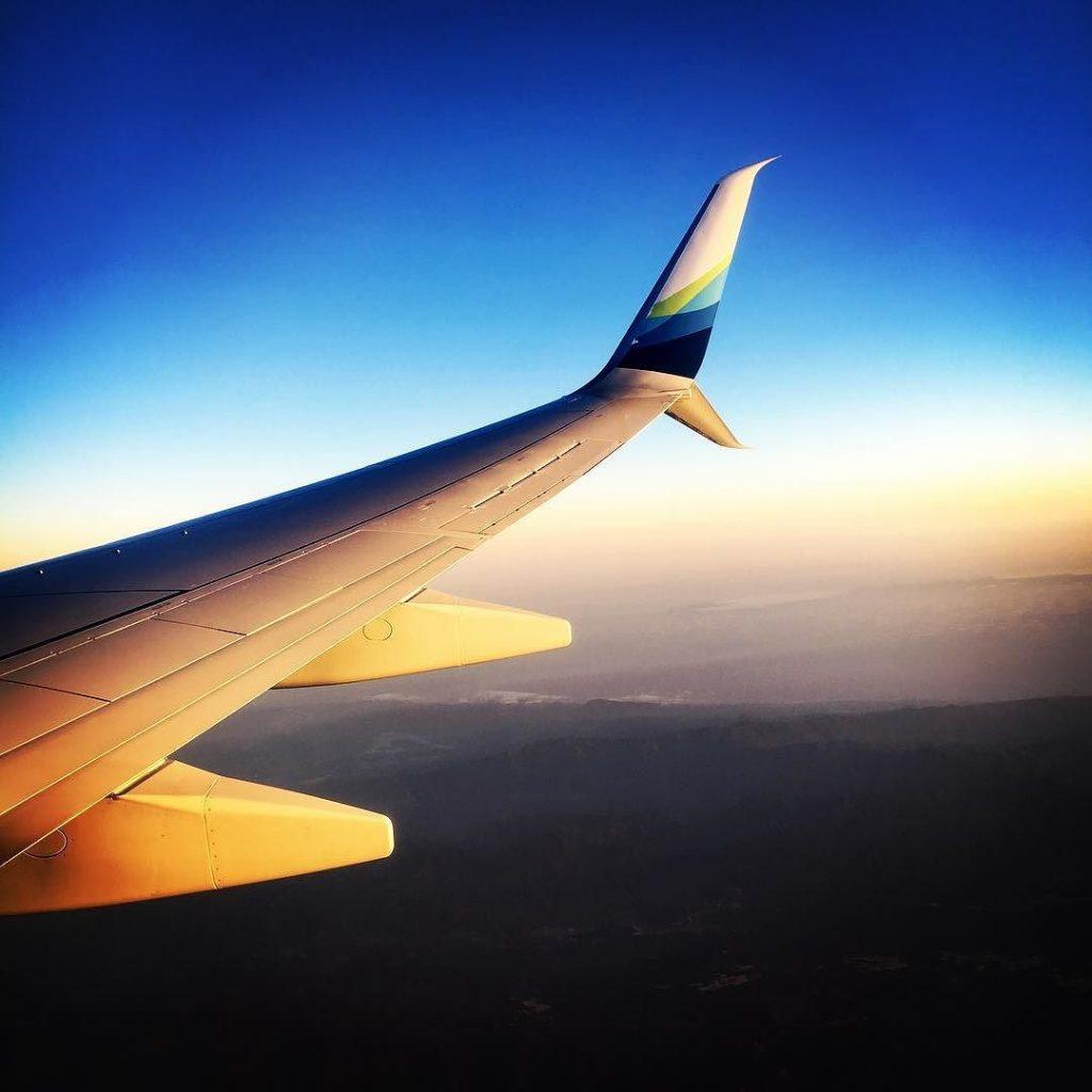 Jet Set Lisette - In Flight