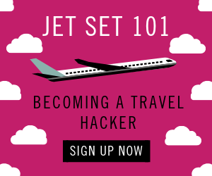 Sign Up for Online Course - Jet Set 101: Becoming a Travel Hacker
